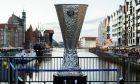 Το τρόπαιο του Europa League στο Γκντανσκ