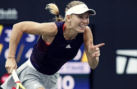 Η Καρολίν Βοζνιάκι θέλει να βρει άλλα πράγματα για να γεμίσει τη ζωή της, έξω από το τένις