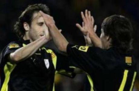 Φιλική νίκη των Καταλανών επί της Κολομβίας