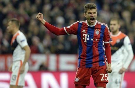 Τα γκολ του Champions League (VIDEOS)