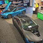Έβαψαν τις BMW τους για να μην τις μπερδεύουν