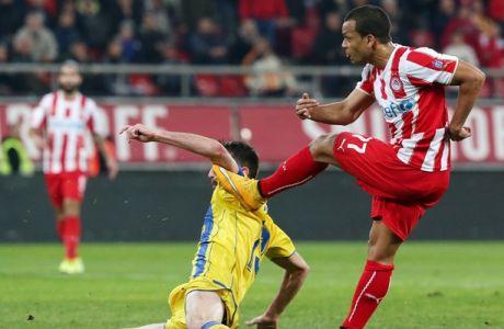 Ολυμπιακός - Παναιτωλικός 2-0 (VIDEOS)