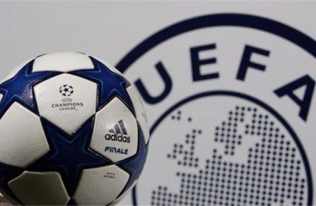 Το δάνειο σωτηρίας της UEFA στους συλλόγους που επλήγησαν από την πανδημία