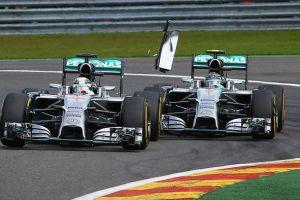 Απαράδεκτος ο Rosberg