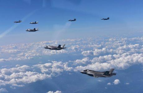 Μια «φονική μηχανή» στον αέρα: Αυτά είναι τα F35 για τα οποία ξεκινάει άμεσα η διαπραγμάτευση με τις ΗΠΑ