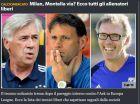 Στη... σέντρα ο Μοντέλα, 10 προπονητές περιμένουν στο ακουστικό!