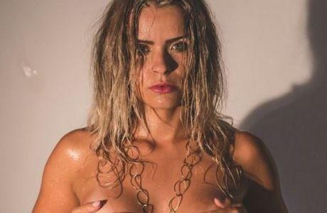 """Η """"καυτή"""" μοντέλα-διαιτήτρια που ονειρεύεται το Paulistao!"""
