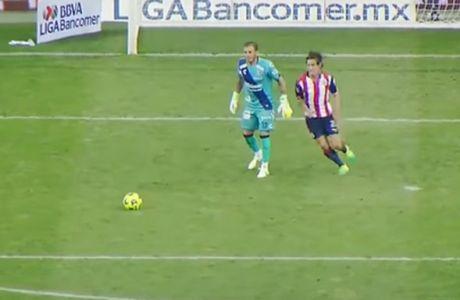 Αργεντινός τερματοφύλακας έπαθε... Κοστάντζο!