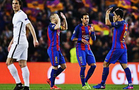 Respect στην Μπαρτσελόνα, ντροπή στο διαιτητή-ανέκδοτο της UEFA!
