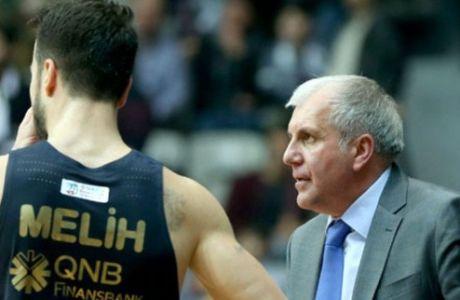 Ο Ομπράντοβιτς σήκωσε (και) χέρι στον Μαχμούτογλου!