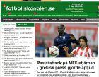 Για ρατσιστική επίθεση κάνουν λόγο Σουηδοί δημοσιογράφοι, το αρνούνται παίκτης και προπονητής