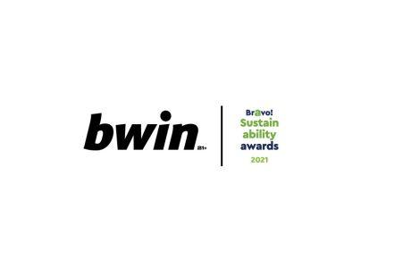 Διπλή βράβευση της bwin στα Bravo Sustainability Awards 2021!