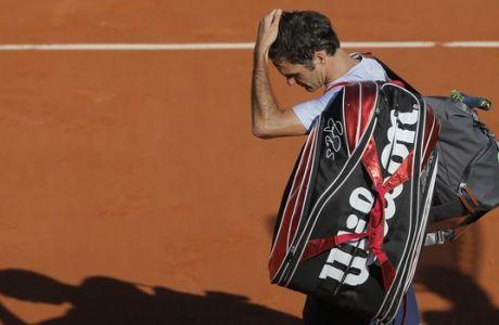 Οι 32 τενίστες που νίκησαν τον Φέντερερ σε γκραν σλαμ πριν τον Τσιτσιπά