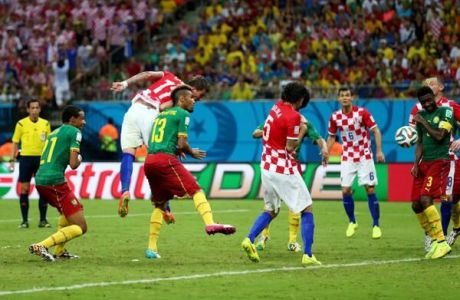 Το πρώτο γκολ του Μάντζουκιτς στο Παγκόσμιο Κύπελλο