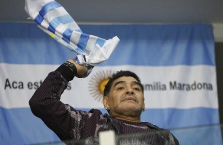 Η αντίδραση του Μαραντόνα μετά τη συντριβή της Αργεντινής