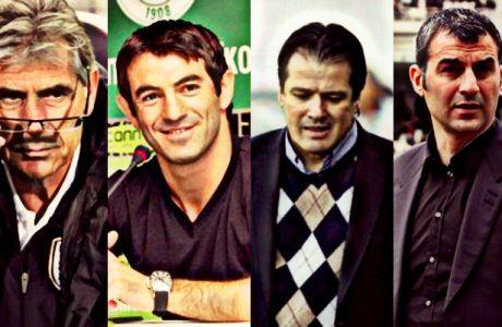 """Το ελληνικό ποδόσφαιρο """"κατεβαίνει"""" στις εκλογές"""