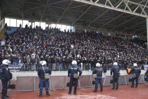 Λάβροι κατά Χριστοβασίλη οι οπαδοί του ΠΑΣ: Ευτυχώς χάσαμε και σώθηκε η πόλη