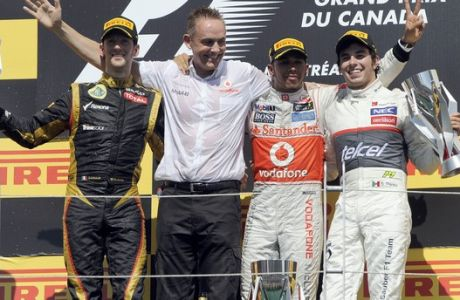 CANADIAN GRAND PRIX F1/2012 - MONTREAL 10/06/2012 -