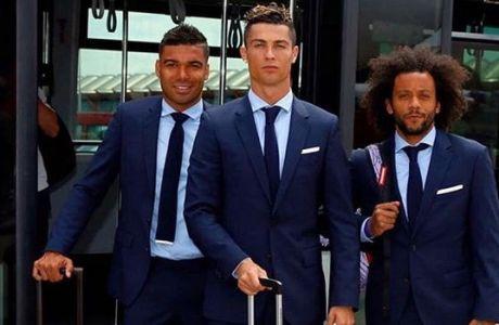 Βγήκε η γούρικη φωτογραφία που φέρνει το Champions League!