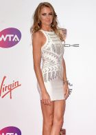 LONDON, ENGLAND - JUNE 19:  Daniela Hantuchova attends the WTA Pre-Wimbledon party at Kensington Roof Gardens on June 19, 2014 in London, England.  (Photo by Karwai Tang/WireImage)