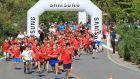 Παιδικη διαδρομή 1χλμ στο Navarino Challenge 2019