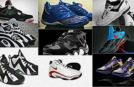 64e6b962f1a Θρυλικά παπούτσια μπάσκετ: Η 'συλλογή' του Contra.gr   Contra.gr