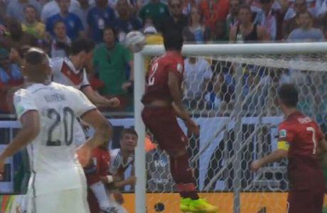 Ο Χούμελς το 2-0 για την Γερμανία
