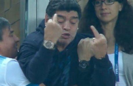 Θεού... δάκτυλος η αργεντίνικη πρόκριση!