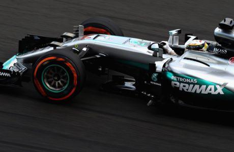 GP Άμπου Ντάμπι (FP1): Στον Lewis η 1η πράξη