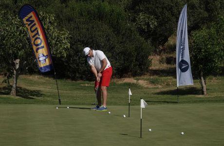 Greek Maritime Golf Event, Costa Navarino  08/06/2019