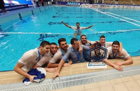 Με τον παγκόσμιο τίτλο επιστρέφουν από το Κουβέιτ οι Νέοι Άνδρες