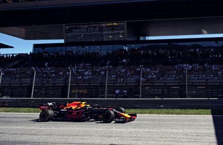 F1: Το επικό γκραν πρι της Αυστρίας είχε 'βρώμικο' νικητή