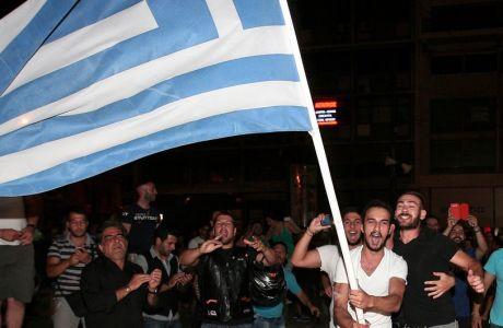 """Πήρε """"φωτιά"""" η Ελλάδα (PHOTOS)"""
