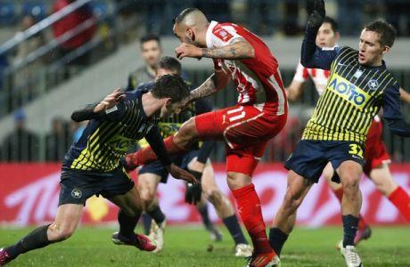 Αστέρας Τρίπολης-Ολυμπιακός 0-1