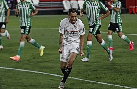 O Λούκας Κάμπος το συνέχισε από εκεί που το 'χε αφήσει, πριν τη διακοπή της LaLiga και σκόραρε το 11ο γκολ (το 5ο στα ισάριθμα τελευταία ματς) για την αγωνιστική σεζόν 2019-20.