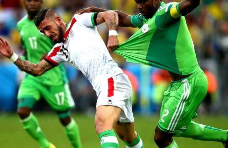 Ιράν - Νιγηρία 0-0 (VIDEO)