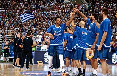Η Εθνική Ελλάδος είναι το φαβορί του ομίλου της, βάσει όσων έχει στο ρόστερ. Τώρα οφείλει να κάνει τη θεωρία, πράξη, με το παιχνίδι-κλειδί να είναι αυτό με τη Βραζιλία.