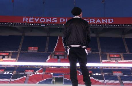 """Ο Ροναλντίνιο """"επέστρεψε"""" στην Παρί"""