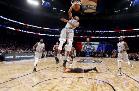Νέα Ορλεάνη 2017: Στο πρώτο All-Star Game του Γιάννη Αντετοκούνμπο