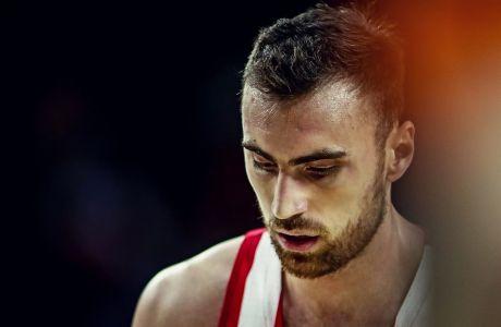 Ο Νίκολα Μιλουτίνοφ θα χάσει το πρώτο παιχνίδι του στην εφετινή Euroleague
