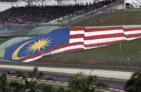 Felipe Nasr (BRA) Sauber F1 Team.  Sepang International Circuit.
