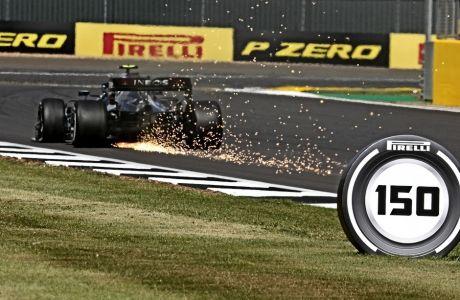 Η πρώτη έρευνα της Pirelli έδειξε πως δεν ήταν μόνο τρία τα αυτοκίνητα που 'έλιωσαν' τα ελαστικά στη Silverstone, αλλά περισσότερα. Η εταιρία διέταξε έρευνα.