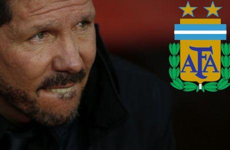 Ο υιός Σιμεόνε έπαιξε και σκόραρε με την Αργεντινή. Ο Ντιέγκο πότε ντεμπουτάρει;