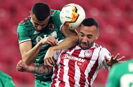 Ο Γκιλιέρμε θα είναι από τα βασικά όπλα του Πέδρο Μαρτίνς στο δεύτερο ματς με τη Γουλβς, στη μάχη για την πρόκριση στα προημιτελικά του Europa League