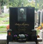 Ο τάφος του Ματίας Ζίντελαρ στη Βιέννη