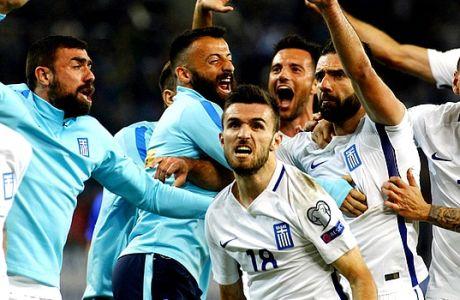 Παραμένει πάνω από Τσεχία, Σερβία και Δανία η Ελλάδα