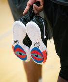 Άποψη από τα νέα Nike Kyrie 6