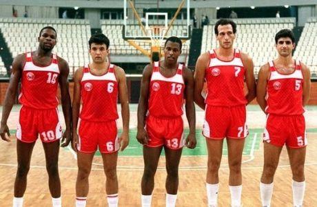 Ολυμπιακός-Χάποελ Τελ Αβίβ: Ένας μαγικά θλιβερός ευρωπαϊκός αγώνας του 1989