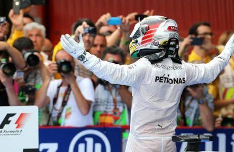 "Hamilton: ""Ταχύτερος ο Nico"""