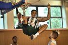 Ο Τζέικομπ Γουάιλι του Παναθηναϊκού ΟΠΑΠ σε στιγμιότυπο της αναμέτρησης με τον Ιωνικό για την ΕΚΟ Basket League 2019-2020 στο 'Σοφία Μπεφόν', Κυριακή 8 Μαρτίου 2020